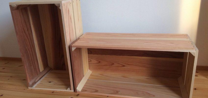DIY教室 『BOX作り』