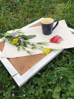 DIY教室『カフェトレイを作ろう♪』