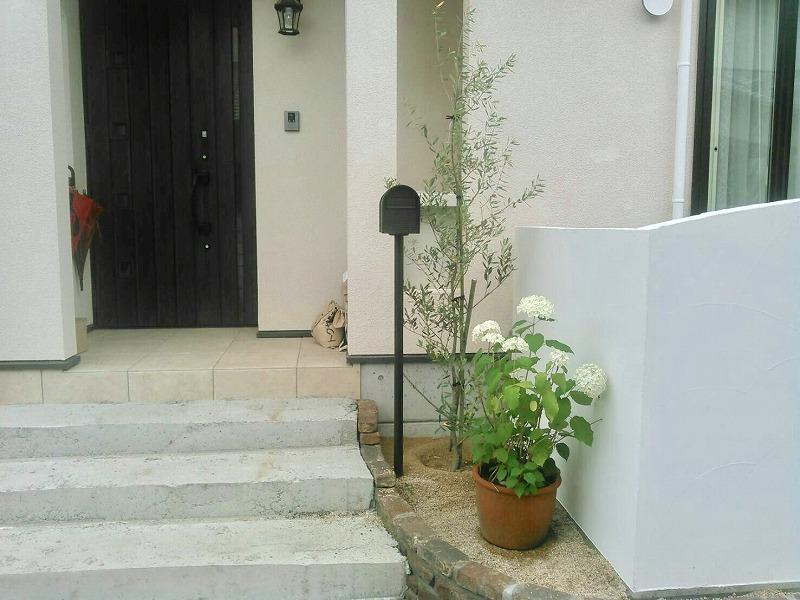庭木の緑化