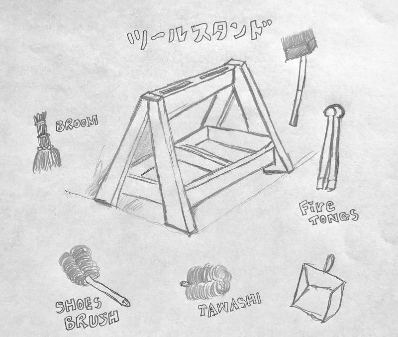 DIY教室 『ツールスタンドを作ろう♪』